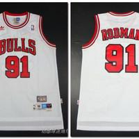 Promo Jersey Basket Classic NBA Dennis Rodman Chicago bulls Lakers imp