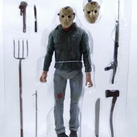 NECA Jason Voorhess Friday 13th Part 3 3D Hockey 112 Figure Mask