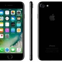 iphone 7+ 128gb jet black garansi ibox