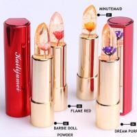 JUMEI - Kaili / Kailijumei Flower Jelly Lipstick Bunga Asli Magic Pink