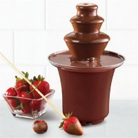 Chocolate Fondue Fountain \ Mesin Mini Coklat Air Mancur