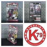 SIC KT 02 Kiwami Tamashii Kamen Rider Ryuki MISB NEW ORI Bandai