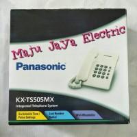 Pesawat Telepon  ( Telephone ) Panasonic KX-TS505MX