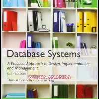 Database Systems A Practical Approach to Design