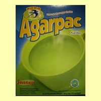 10 sachet AGARPAC Swallow Globe: minuman teman diet Anda