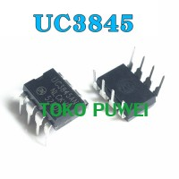 UC3845 UC3845AN UC3845BN UC3845B DIP 8 Pin BH78