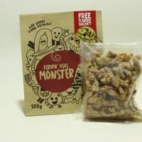 Jual Keripik Usus Monster - Cemilan / Snack / Kripik Murah