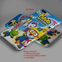 Pororo The Movie Loopy The Cooking Princess iPhone Case & All Case HP