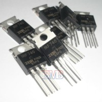IRF740 TO-220 400V 10A IRF740PBF Power MOSFET IRF 740