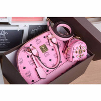 MCM Alma 51130# New Acc (free gntungan mini bag )