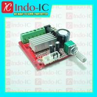 Class D Power HiFi 12V, Mini Digital Amplifier Board 15W+15W+B30W