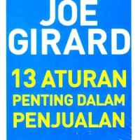 BARU Buku 13 Aturan Penting Dalam Penjualan . Gramedia
