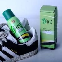 Jual Ufrezz Spray Anti Bacterial   Pewangi Sepatu, Helm, Sarung Tangan, Dll Murah