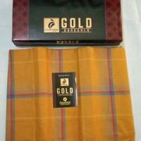 Jual Sarung Mangga Gold Donggala Murah