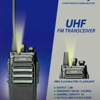 Handy Talkie SPC HT SH 10 ( Baofeng BF 888s / 888 ) Resmi ada postel
