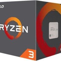 AMD Ryzen 3 1200 BOX 3.1Ghz Up To 3.4Ghz Cache 10Mb (Socket AM4)