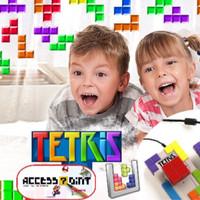 Jual TV games Tetris plug and play Murah