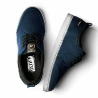 Sepatu geoff max original 100 % R A D navy white