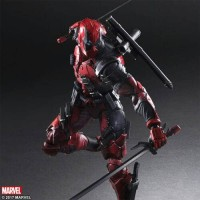 Jual Play Arts Kai Deadpool Bootleg Murah