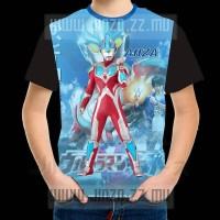 Kaos Anak Ultraman Ginga 5