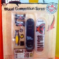 TECH DECK - Wood Competition Series - I Love Blind