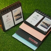 Jual Album Kalender 68 Sheets Instax Mini 8 9 25 50 70 90 Instax Share SP2 Murah