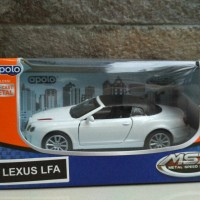 lexus lfa diecast