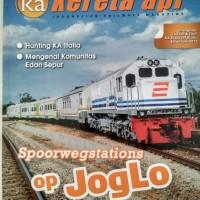 Majalah Kereta Api Edisi 71 Juni tahun 2012