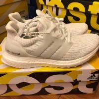 Adidas Ultraboost 3.0 Triple White BNIB 100% UA Quality REAL BASF Boos