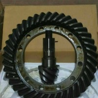 Gear Set Crown Wheel Gigi 6X40 PS Canter 125