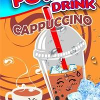 Jual Paket bubuk minuman Cappucino Cincau (@ 1kg) Murah
