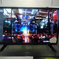 "TV LED TOSHIBA 24"" SERI 24L2600VJ + USB MOVIE"