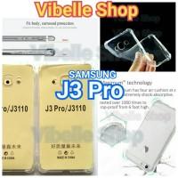 Softcase AntiCrack Samsung J3 Pro Anti Crack Shock Case J Pro J3110