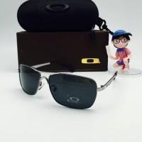 Kacamata Hitam Pria Sunglass Oakley New Plaintiff Square Polarized