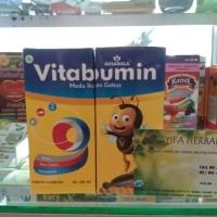 Jual Vitabumin madu anak plus minyak ikan asli Murah