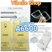 Softcase AntiCrack Lenovo A6600 Anti Crack Shock Soft Case A6600 Plus