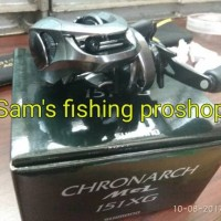 shimano chronarch CI4+ 151XG MGL