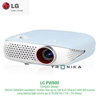 High Definition LED DLP Projector with HD Tuner LG PW800