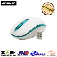 uNiQue Wireless Mouse - Mouse Wireless - Mouse Q10