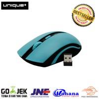 uNiQue Wireless Mouse - Mouse Wireless - Mouse Q60