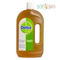 Dettol Liquid Antiseptic / Dettol Cair / Cairan Antiseptik 750 ml
