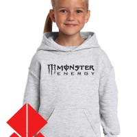 Hoodie Anak Anak Monster Energy - Misty