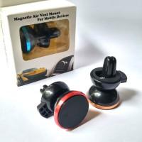 Car Magnet Air Vent Mount Smartphone Holder Handsfree - Pegangan Mobil