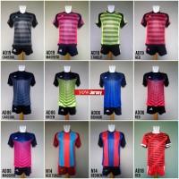 Jual Baju Kaos Setelan Jersey Bola Futsal Adidas Nike Puma Under Armour Murah