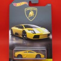 Hot Wheels LAMBORGHINI MURCIELAGO Kuning - Anniversary Series