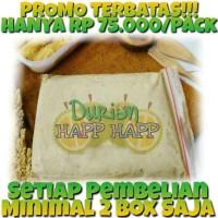 Jual 1KG Daging Durian Tanpa Biji Asli Duren Medan Asli Tanpa Campuran Murah