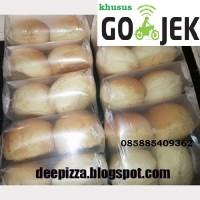 KHUSUS GOJEK GO KILAT Roti Burger Reguler -Roti Burger -10Pcs-Termurah