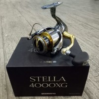 Reel Pancing Shimano Stella 14 4000 XG 13+1 bb