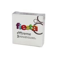 Kondom Fiesta Extreme dengan Climax Delay Lubricant