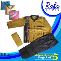 Baju Koko Anak Pria . Pakaian Muslim Anak Cowok . Busana Muslim Anak